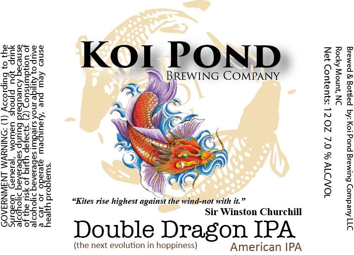 Double Dragon Imperial IPA