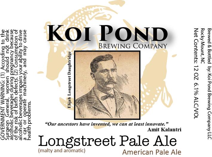 Longstreet American Pale Ale