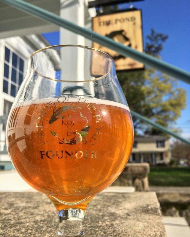 Koi Pond Brewing Company